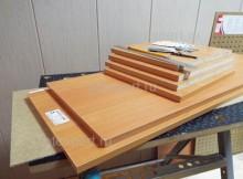 Размеры мебельных фасадов